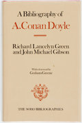 Books:Reference & Bibliography, Richard Lancelyn Green and John Michael Gibson. ABibliography of A. Conan Doyle. Oxford: Clarendon Pres...