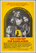 "Movie Posters:Rock and Roll, The Concert for Bangladesh (20th Century Fox, 1972). Australian OneSheet (27"" X 40""). Rock and Roll.. ..."