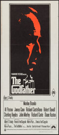 "Movie Posters:Crime, The Godfather (CIC, 1972). Australian Daybill (13"" X 29.75"").Crime.. ..."