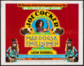 "Movie Posters:Rock and Roll, Mad Dogs & Englishmen (MGM, 1971). Half Sheet (22"" X 28""). Rockand Roll.. ..."