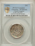China:Fengtien, China: Fengtien. 20 Cents CD (1898) XF Details (Cleaning) PCGS,...