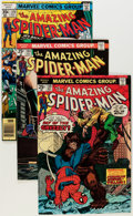 Bronze Age (1970-1979):Superhero, The Amazing Spider-Man Group (Marvel, 1974-78) Condition: AverageNM.... (Total: 38 Comic Books)