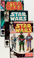 Modern Age (1980-Present):Science Fiction, Star Wars Group (Marvel, 1978-86) Condition: Average NM-....(Total: 65 Comic Books)