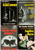 Books:Mystery & Detective Fiction, Erle Stanley Gardner. Group of Four First Edition, First PrintingPerry Mason Books Published by Morrow. Titles include: ... (Total:4 Items)