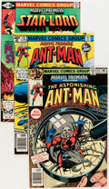 Modern Age (1980-Present):Superhero, Marvel Premiere Group (Marvel, 1976-81) Condition: Average VF+....(Total: 32 Comic Books)
