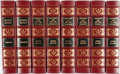 Books:Americana & American History, [Thomas Jefferson]. Group of Eight Books About Thomas Jefferson.Norwalk; Easton Press, [1993]. Publisher's full leather bin...(Total: 8 Items)