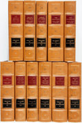 Books:World History, Will Durant. The Story of Civilization. Norwalk; EastonPress, [1992]. Collector's edition. Complete in eleven octav...(Total: 11 Items)