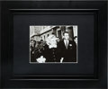 Autographs:Photos, 1954 Marilyn Monroe & Joe DiMaggio Photograph Signed byDiMaggio....