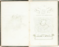 Books:Literature Pre-1900, J. Keese, editor. The Poets of America. New York: S.Coleman, 1840. First edition. Twelvemo. Publisher's full morocc...