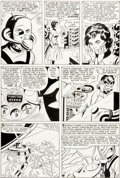Original Comic Art:Panel Pages, Jack Kirby and Don Heck Tales to Astonish #44 Page 10Original Art (Marvel, 1963)....