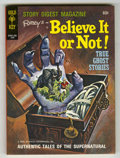 Bronze Age (1970-1979):Horror, Ripley's Believe It or Not! True Ghost Stories Mini Comic #1 FileCopy (Gold Key, 1976) Condition: NM+....