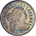 Early Half Dimes, 1803 H10C Large 8, V-1, LM-2, R.4, MS65 PCGS. CAC....