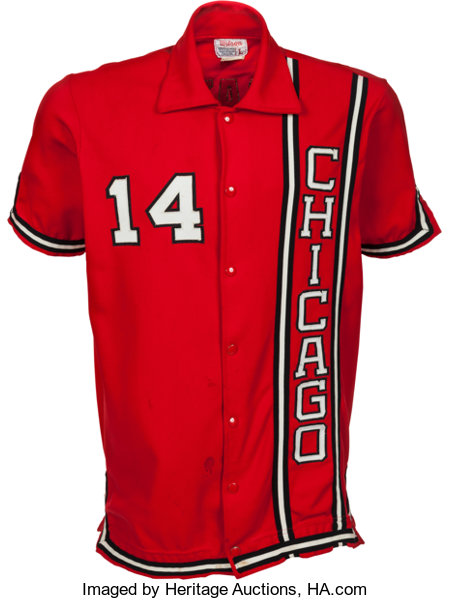 332c49a494b Early 1970 s Clifford Ray Game Worn Chicago Bulls