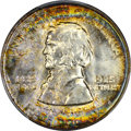 Commemorative Silver, 1925 50C Vancouver MS66 PCGS. CAC....