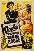 "Movie Posters:Crime, Paroled from the Big House (Syndicate Pictures, 1938). One Sheet(28"" X 42.25""). Crime.. ..."
