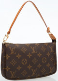 Luxury Accessories:Bags, Louis Vuitton Classic Monogram Canvas Pochette Accessories Bag. ...