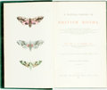 Books:Natural History Books & Prints, Francis Orpen Morris. A Natural History of British Moths. London: George Bell, 1872. Complete in four large octavo v... (Total: 4 Items)
