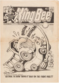 Silver Age (1956-1969):Alternative/Underground, King Bee #1 (Apex Novelties, 1969) Condition: VG+....