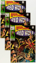 Bronze Age (1970-1979):Western, Marvel Spotlight #1 Red Wolf - Group (Marvel, 1971) Condition: Average FN/VF.... (Total: 8 Comic Books)