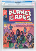 Magazines:Science-Fiction, Planet of the Apes #1, 3, and 4 CGC-Graded Group (Marvel,1974-75).... (Total: 3 Comic Books)