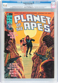 Magazines:Science-Fiction, Planet of the Apes #5 and 7-9 CGC-Graded Group (Marvel, 1975)Condition: Average CGC NM 9.4.... (Total: 4 Comic Books)