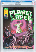 Magazines:Science-Fiction, Planet of the Apes #10-13 CGC-Graded Group (Marvel, 1975)....(Total: 4 Comic Books)