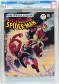 Magazines:Superhero, Spectacular Spider-Man #2 (Marvel, 1968) CGC VF+ 8.5 Whitepages....