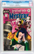 Bronze Age (1970-1979):Horror, House of Mystery #194 (DC, 1971) CGC NM/MT 9.8 Off-white pages....