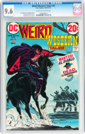 Bronze Age (1970-1979):Horror, Weird Western Tales #15 (DC, 1973) CGC NM+ 9.6 Off-white to whitepages....