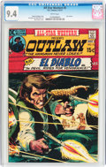 Bronze Age (1970-1979):Western, All-Star Western #5 Outlaw (DC, 1971) CGC NM 9.4 White pages....