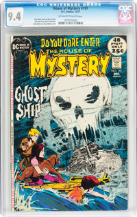 House of Mystery #197 (DC, 1971) CGC NM 9.4 Off-white to white pages