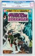 Bronze Age (1970-1979):Horror, The Phantom Stranger #8 and 9 CGC-Graded Group (DC, 1970)Condition: CGC VF/NM 9.0.... (Total: 2 Comic Books)