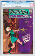Bronze Age (1970-1979):Horror, The Phantom Stranger #11-14 CGC-Graded Group (DC, 1971) Condition:Average CGC VF/NM 9.0.... (Total: 4 Comic Books)