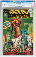 Bronze Age (1970-1979):Horror, The Phantom Stranger #15-17 and 19 CGC-Graded Group (DC,1971-72).... (Total: 4 Comic Books)