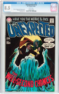 Bronze Age (1970-1979):Horror, Unexpected CGC-Graded Group (DC, 1969-72).... (Total: 5 ComicBooks)