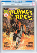 Magazines:Science-Fiction, Planet of the Apes #14-17 CGC-Graded Group (Marvel, 1975-76)....(Total: 4 Comic Books)