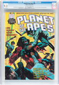 Magazines:Science-Fiction, Planet of the Apes #18-22 CGC-Graded Group (Marvel, 1976)....(Total: 5 Comic Books)