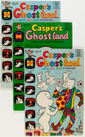 Bronze Age (1970-1979):Cartoon Character, Casper's Ghostland File Copies Box Lot (Harvey, 1969-76) Condition: Average NM-....