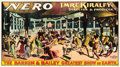 """Movie Posters:Miscellaneous, Barnum and Bailey: Imre Kiralfy's Nero (Strobridge Litho Co., Late1890s). Eight Sheet (83.5"""" X 149.5"""").. ..."""