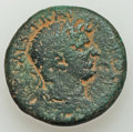 Ancients:Judaea, Ancients: JUDAEA. Aelia Capitolina (Jerusalem). Hadrian (AD117-138). AE 22 mm (17.41 gm)....