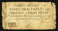 Colonial Notes:North Carolina, North Carolina March 9, 1754 26s 8d Fine.. ...