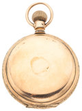 Timepieces:Pocket (post 1900), Elgin B.W. Raymond 17 Jewel Hunter's Case. ...