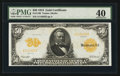Large Size:Gold Certificates, Fr. 1199 $50 1913 Gold Certificate PMG Extremely Fine 40.. ...