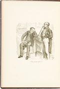 Books:Literature Pre-1900, Parson Old School. A Parson's Experience in a Parish on PovertyHill, a Satire. Brooklyn: Orphan's Press, 1878. Assumed firs...