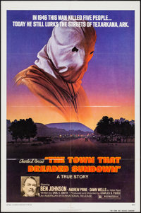 "The Town That Dreaded Sundown & Other Lot (American International, 1977). One Sheets (2) (27"" X 41"")..."