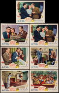 "Movie Posters:Comedy, Mr. Blandings Builds His Dream House (RKO, 1948). Lobby Cards (7)(11"" X 14""). Comedy.. ... (Total: 7 Items)"