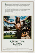 "Movie Posters:Adventure, Greystoke: The Legend of Tarzan, Lord of the Apes & Other Lot(Warner Brothers, 1983). One Sheets (2) (27"" X 41""). Adventure...(Total: 2 Items)"