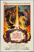 "Movie Posters:Animation, The Secret of NIMH & Other Lot (MGM/UA, 1982). One Sheets (2)(27"" X 41"", 25.5"" X 39.5""). Animation.. ... (Total: 2 Items)"