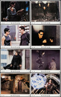 "Movie Posters:Science Fiction, The Matrix (Warner Brothers, 1999). International Lobby Card Set of8 (11"" X 14""). Science Fiction.. ... (Total: 8 Items)"