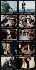 """Movie Posters:Adventure, Master and Commander (20th Century Fox, 2003). International LobbyCard Set of 10 (11"""" X 14""""). Adventure.. ... (Total: 10 Items)"""